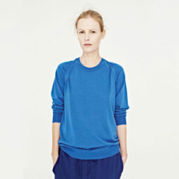Experiment with Dion Lee's block colours on Threadbare