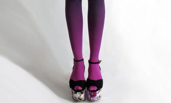 Show off your lovely legs in a pair of BZR Ombré Tights