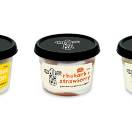 Indulge with The Collective yoghurts