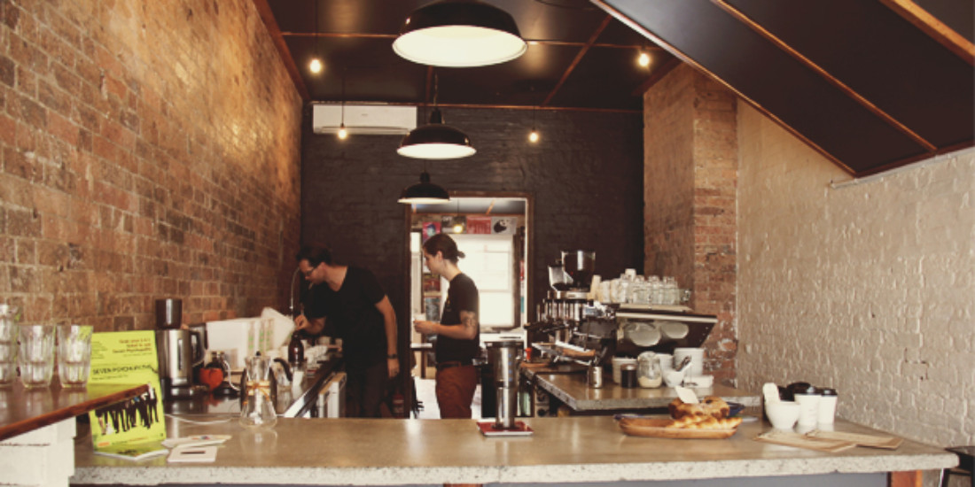 Reverends Fine Coffee, Fortitude Valley