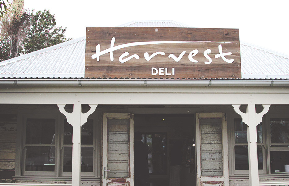 Harvest Cafe and Deli, Newrybar