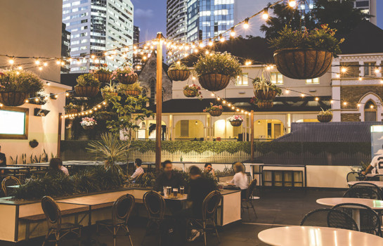 The round-up: soak up summer vibes at Brisbane City's best open-air and rooftop bars