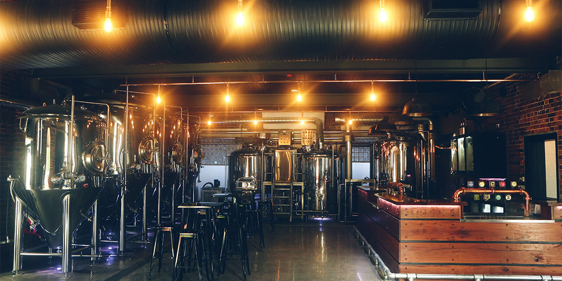 Pumpyard Bar & Brewery