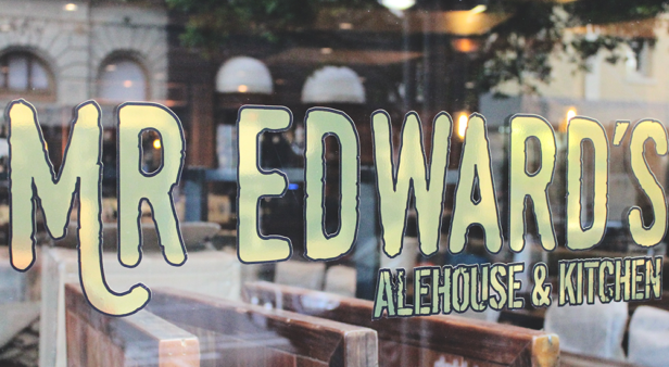 Mr Edward's Alehouse & Kitchen