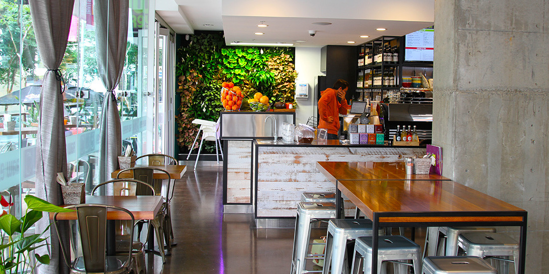 Raw Energy brings healthy nosh to Edward Street