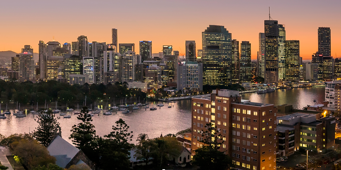 Boutique development Lume set for Kangaroo Point