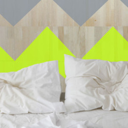 NOD turns your headboard into art