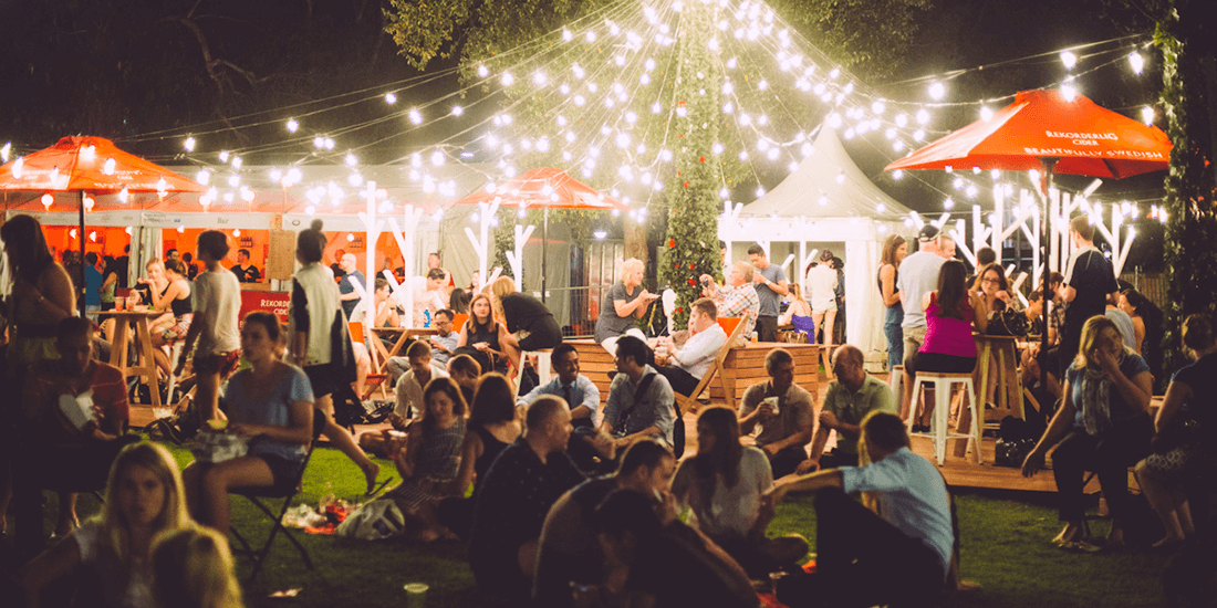 Chomp and slurp your way through the Night Noodle Markets