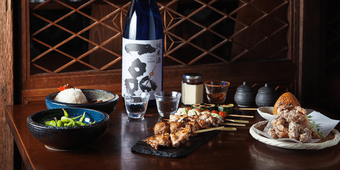 Nestle and nibble at Bird's Nest Yakitori & Bar's new Fortitude Valley locale