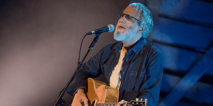 Cat Stevens – A Cat's Attic Peace Train Tour