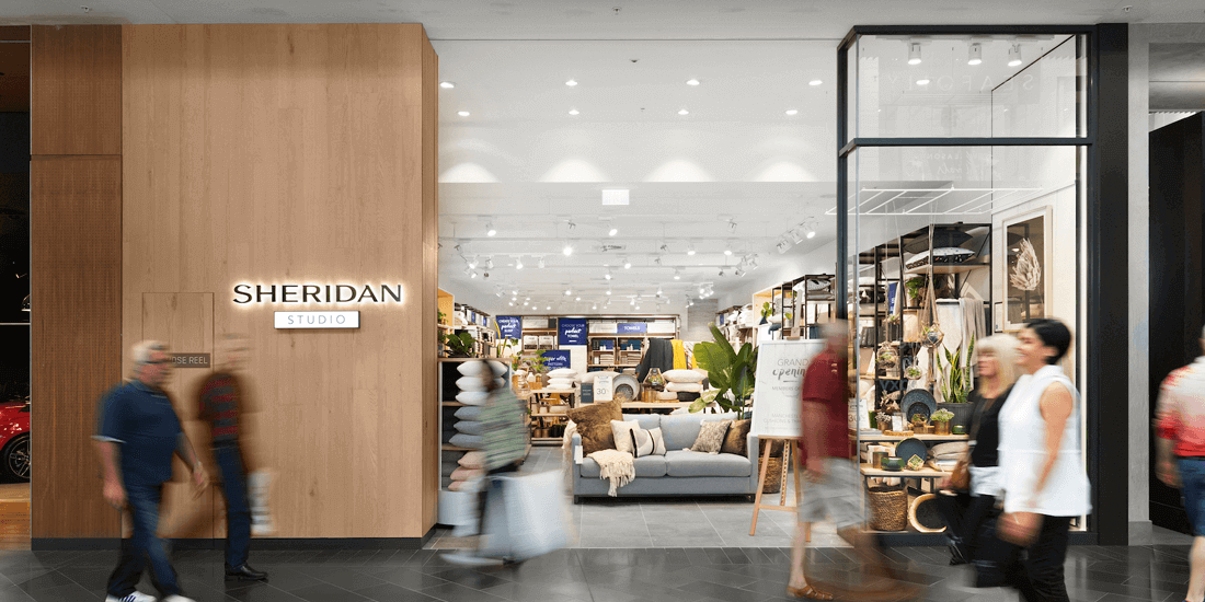 Sheridan Studio launches new retail concept for avid decorators