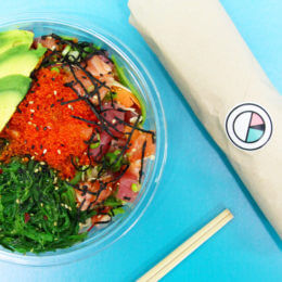 Sushi burritos and poke bowls have arrived! South Bank welcomes Suki and Ramen