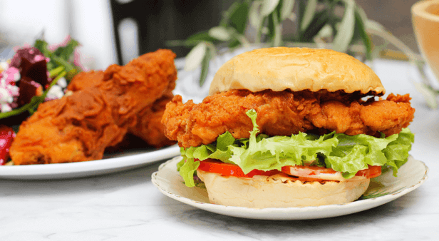 Farmer Chicken brings healthier home-style fried chicken to the dinner table