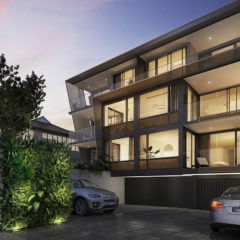 Auchenflower nabs new boutique luxe apartments with The Hathaway