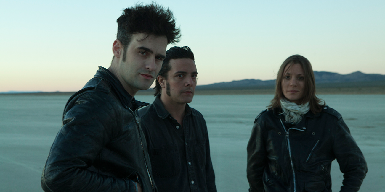 Peter Hayes Black Rebel Motorcycle Club The Weekend Edition