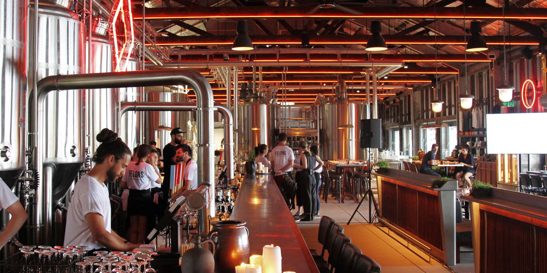 Mercedes Benz Riverside >> Felons Brewing Co | Brisbane City brewery and bar | The Weekend Edition