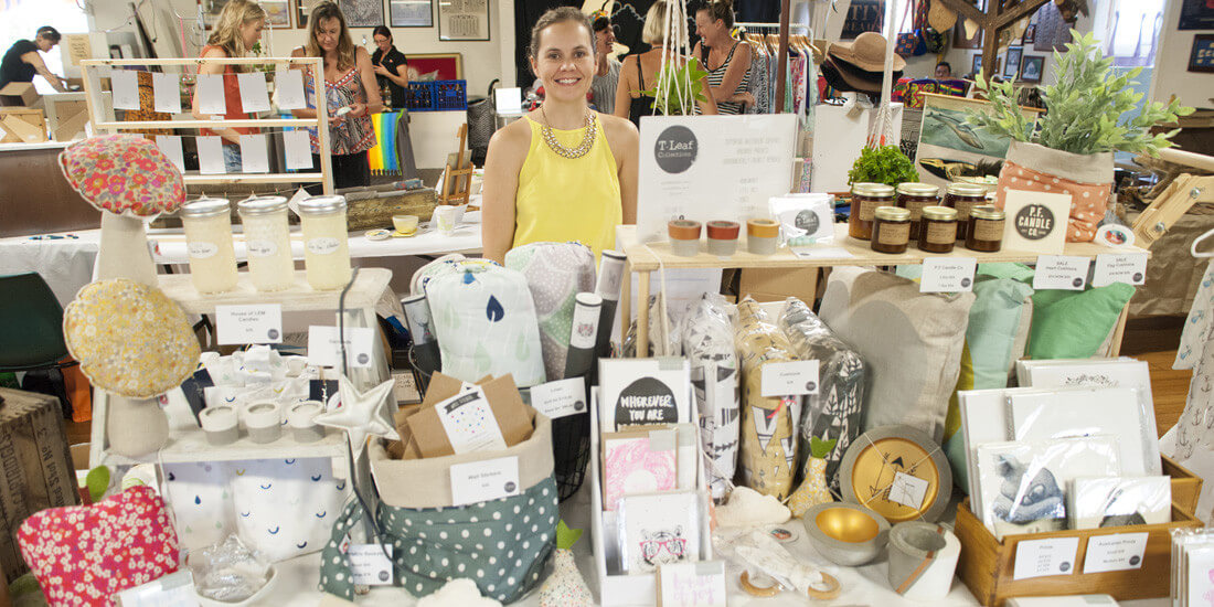 Mosey about the Gold Coast Design Collective Markets