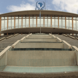 Local BE Collective designs United Nations' Africa Hall refurbishment