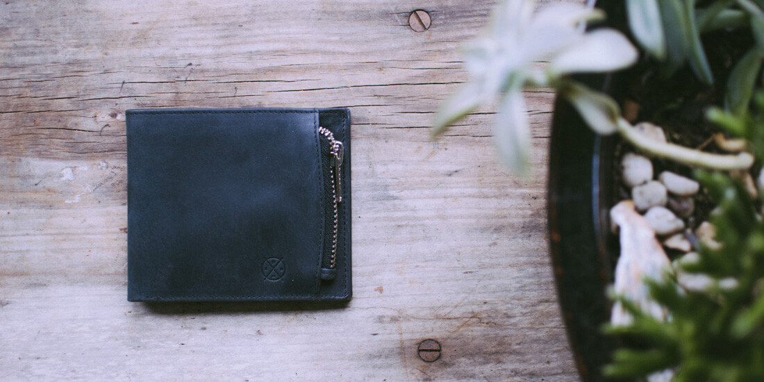 Carry leather goods from Stitch & Hide