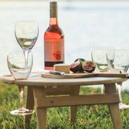 Say goodbye to spilt wine with Summer Picnic Tables