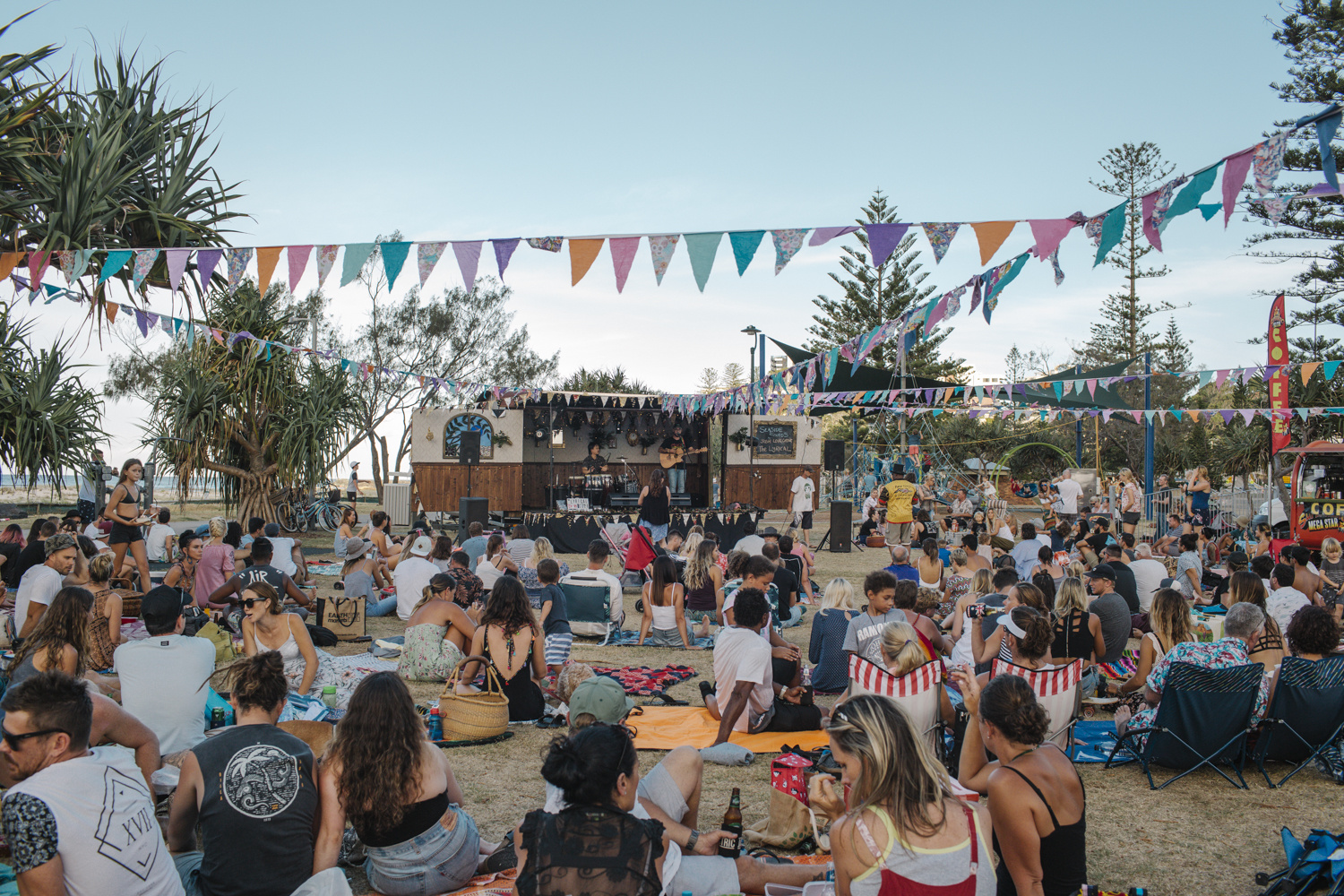 Seaside Sounds Kirra   What's On   The Weekend Edition Gold Coast